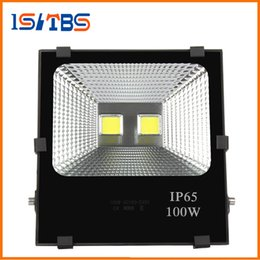 Wholesale Outdoor Plug Flood Light - 200W LED Flood Lights 50W 100W 150W Led Floodlights Waterproof Outdoor Wall Lamp Projectors Landscape Lightingting + 1.8m Cable US Plug