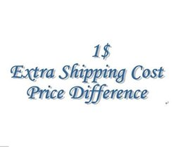 Wholesale pay for extra shipping cost and price difference etc