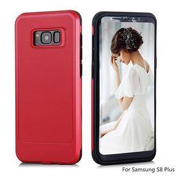 Wholesale Diamond Iphone 4s Cases - Caseology Hybrid TPU PC Hard Case Soft Armor Hard Diamond For Iphone 4G 4S 5G 5S 5SE 6G 6 Plus 6S 6S Plus 7G 7 Plus