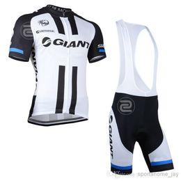 2014 gigante Mountain Racing Bike Cycling Clothing Set / Breathable Bicycle Cycling Jerseys Ropa Ciclismo / Manga corta Ciclismo Ropa deportiva desde fabricantes