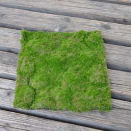 Wholesale Artificial Turf Greens - 30x30cm Landscape Decoration DIY Mini Fairy Garden Simulation Plants Artificial Fake Moss Decorative Lawn Turf Green Grass