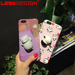 Wholesale Wholesale 3d Cell Phone Cases - 2017 iphone 7 plus case shockproof 3d silicone cell phone case for iphone apple iphone 7 silicone case free shipment