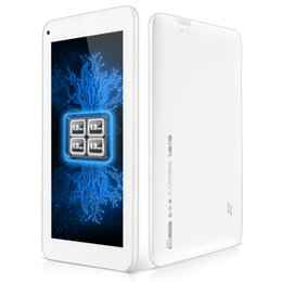 """Wholesale Super Slim Tablet Pc - Wholesale- U25GT Super Edition 7 Inch Android Tablet PC Pad MTK8127 Quad Core 1GB RAM 8GB ROM 7"""" IPS Screen HDMI WIFI GPS Bluetooth"""