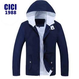 Wholesale Mens Winter Down Coats Sale - Wholesale- 2016 Hot Sale mens winter jacket men's hooded wadded coat outerwear male slim casual cotton outwear jacket 65