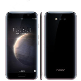 Wholesale Eight Cores - Original Huawei Honor Magic 4G LTE Mobile Phone Kirin 950 4GB RAM 64GB ROM Android 6.0 5.09 inch 2K Screen Eight Curved Surface Cell Phone