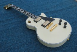 Wholesale Electric String Guitar Body - New Arrival electric guitar Vintage Classic custom Guitar cream color guitar Wholesale Guitars From China