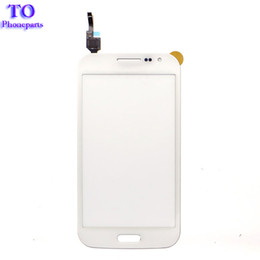 touchscreen digitizer glass replacement Promo Codes - 30pcs Touch Screen Digitizer For Samsung Galaxy Win Dous i8552 GT-i8552 i8552 i8550 Front glass Touchscreen Replacement