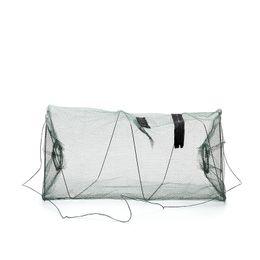 Wholesale Nylon Cast Fishing Net - Foldable Nylon Fishing Net Catch Crab Fish Crawdad Shrimp Minnow Mesh Cage Fishing Bait Trap Cast Dip Drift Shrimping Net 1PC