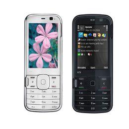 Wholesale Cheap Unlock Smart Phones - cheap 5MP bar unlocked phone Camera sim card 2.4 inch N79 smart phone cell phone with WIFI GPS Bluetooth FM radio