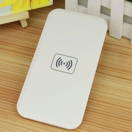 Wholesale Cheapest Qi Charger - Cheapest!Qi Wireless Charger Mobile phone charger QI standard charger Apple Samsung Nokia htc LG S6 6 plus 5s Andrews general ect