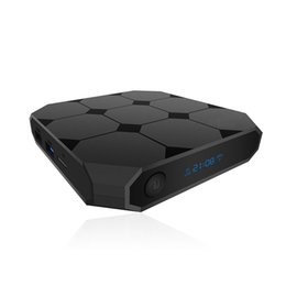 Wholesale Hd Downloads - Best selling android tv box quad core android 7.1 Rk3328 HD androidtvbox download free play store 4K TV BOX