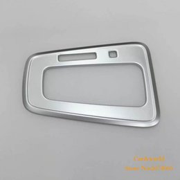 Wholesale ford focus chrome - For Ford Focus 3 2015 2016 2017 automatic Gear cover decorative frame Sticker ABS Chrome Car styling