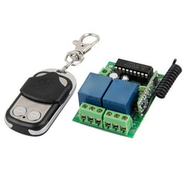 Wholesale Gate Transmitters - Wholesale-ETC-Universal Gate Garage Opener Remote Control + Transmitter
