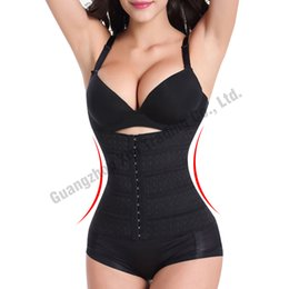 Wholesale Slimming Corset For Sale - Wholesale- 2015 hot sale body shapers abdomen slimming underwear girdles body shapers for women shaper waist trimmer corset free shipping