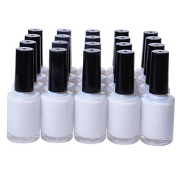 Wholesale Gel Transfer - Wholesale- 1 pcs Pro Nail Art Glue for Foil Sticker Nail Transfer Tips Adhesive 15ml Glue
