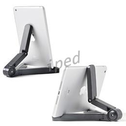 Горячие продажи складной регулируемый стенд кронштейн держатель для iPad ASUS Samsung Pad Tablet PC Tablet Smart phone аксессуары дешевые 50 шт. от