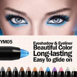 Wholesale Brand Name Make Up - professional eye shadow color pencil brand name make up shadows pigment mc makeup Eye eyeshadow palette