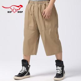 Wholesale japan size clothes - Wholesale-2016 fashion brand summer hip hop plus size casual male men jogger clothing exercise shorts men homme bermuda masculina 2131