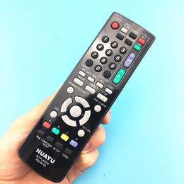 Wholesale Universal Dvd Player Remote - Wholesale- rm-b758 remote control suitable for SHARP TV GA481WJSA GA520WJSA 010150 010490 Blu-ray DVD player