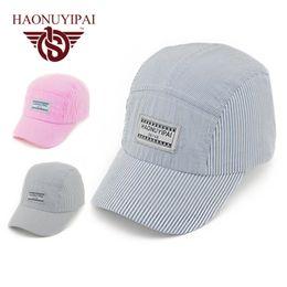 Wholesale Cappello Hip Hop - Wholesale- 2016 New Brand Girl Boy Baseball Caps Hats Casual Sports hat Snapback Hat Gorra Hombre Letter Cappello Hip Hop D856