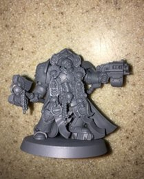 Wholesale 2016 limited edition space marine terminator chaplain
