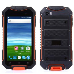 Wholesale dual sim android ip67 - Oeina XP7700 Phone With MTK6580M Quad Core Android 5.0 3G WiFi 4.5 Inch IP67 Waterproof Dustproof Shockproof Smartphone