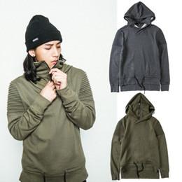 Wholesale Mens Brand Named Clothing - Kanye Hiphop streetwear swag harajuku brand name mens clothing 10 deep skateboard leopard tie dye hoodie plus size fleece hoodies