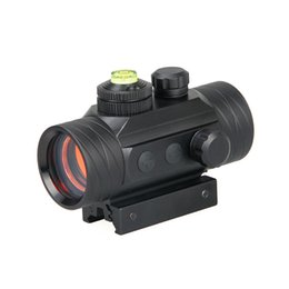 Wholesale Ir Rifle - New Arrival Tactical 2MOA Red Dot IR Illumination for Hunting Shooting Rifle Use Free Shipping CL2-0111