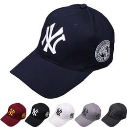 Wholesale cheap sports hat - new fashion baseball cap snapback hats caps for men women brand sports hip hop flat sun hat bone gorras cheap mens Casquette