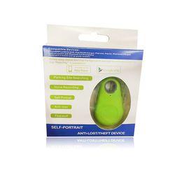 Wholesale Child Mobile Alarm - 2017 Child two-way alarm anti-lost device water drops Bluetooth anti-lost mobile phone anti-theft pet locator mini gps car tracker