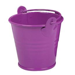 Wholesale Mini Pails Wedding - Wholesale- 10Pcs Mini Buckets Candy Favours Pails Buckets Wedding Party Gifts