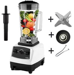 professional blenders Coupons - Quality BPA free 3HP 2L Heavy Duty Commercial Blender Professional Power Blender Mixer Processor Japan Blade