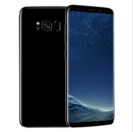 Wholesale Silver Heart Usb - Goophone S8 PULS phone MTK6580 64bit Quad Core Dual SIM 1280x720pixel 1GB RAM 16GB ROM Android 7.0 GPS Smartphone