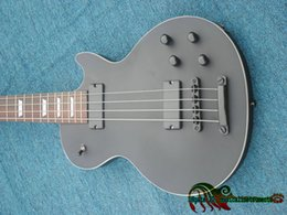 Wholesale Electric Guitars Matt Black - Bass Guitars Matt Black 4 Strings Electric Bass New Arrival Wholesale OEM From China
