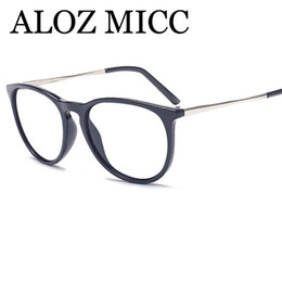 96bfb4d347 ALOZ MICC High Quality Women Optical Eyeglasses Frame Men Eyeglasses Frames  Eyewear Square Classic Frame Oulos De sol A425