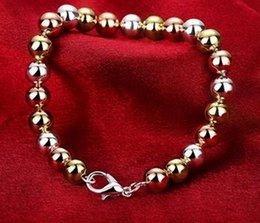 Wholesale Black Stretch Bracelets - New Natural Lava Stone Bracelets Chakra Healing Balance Beads Bracelet for Men Women Stretch Yoga Jewelry Chakra power