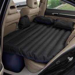 2019 ионные стекла Универсальный автомобиль путешествия кровать подушки сиденья воздуха путешествия матрас Надувная кровать водонепроницаемый Оксфорд ткань прочный