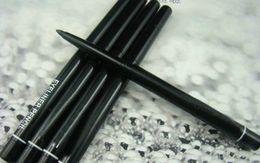 Wholesale Gel Eyeliner Brown - NewPro Brand Makeup Rotary Retractable Black Gel Eyeliner Beauty Pen Pencil EyeLiner 60PCS Lot