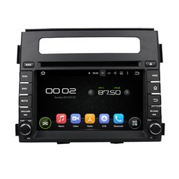 Wholesale Soul Bluetooth - 6.2inch HD Screen Android5.1 Car DVD player for Kia Soul with GPS,Steering Wheel Control,Bluetooth, Radio