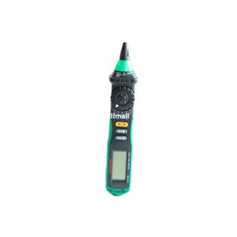 Wholesale Pen Type Digital Multimeter - Freeshipping Digital Multimeter Pen Type Auto Range LCD Display DMM Voltage Tester Meter Logic Level Test Diagnostic-tool