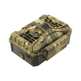 Wholesale Game Cams - S990 Hunting Trail Camera Full HD 12MP 1080P scouting camera Video night Vision Scouting Infrared Game Hunter Cam ann