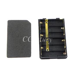 vx radio Rabatt Großhandels-FBA-25A Batterie Fall Shell Pack für Yaesu CB Radio Walkie-Talkie VX-110 VX-120 VX-127 VX-130 VX-132 VX-146 VX-150 VX-160 VX-168