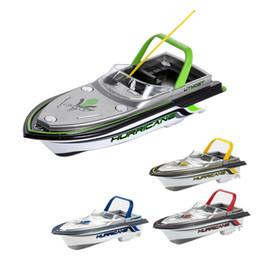 Wholesale Super Speed Rc - NEW Radio Remote Control RC Super Mini Speed Boat Dual Motor Kid TOY