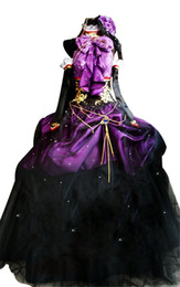 Wholesale Megurine Luka Hatsune Miku - Kukucos Vocaloid Hatsune Miku Megurine Luka Halloween Party Dress Cosplay Costume