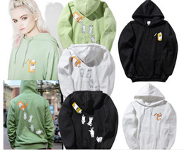 Wholesale Cashmere Hoodie Sweaters - Ripndip Nermal pills Hoodie base in the pot to the cat cat cat and cashmere sweater