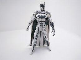 Wholesale Dc Superheroes Action Figures - 2017 DC Comics Superheroes Batman Action Figure Model Toys Superman Art Dolls Brinquedos Gift 16cm