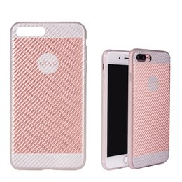 Wholesale Elago Cases - Cute Pink Phone Case Back Cover for iphone 7 7plus Elago Hardware TPU Mobile Phone Case