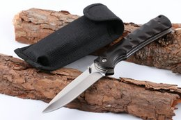 Wholesale Paring Knife Kitchen Tool - Ebony Handle 3029A 5CR15MOV Blade EDC folding Pocket knife Kitchen Outdoor Hand Pare Portable Tool Camping Knife Stainless steel knives