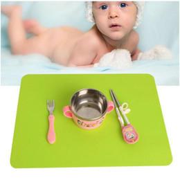 Квадратный силиконовый коврик для выпечки онлайн-Силиконовые коврики выпечки лайнер лучший силиконовые печь коврик теплоизоляция площадку для выпечки ребенок стол мат 40х35см