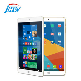 Wholesale Tablets Hdmi Outputs - Wholesale- Onda V80 Plus 8.0 inch Dual OS Tablet PC Windows 10+Android 5.1 Intel Z8300 2GB RAM 32GB ROM HDMI Output WiFi Display 1920x1200